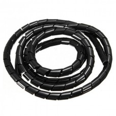Cable Spiral Wrapping Band 6mm x 10m (Μαύρο) ...