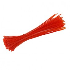 Solid Nylon Plastic Cable Ties Zip Fasten Wire Wra...