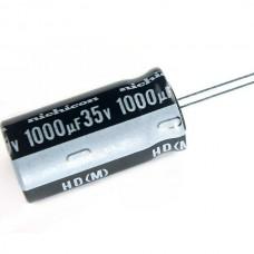 35V 1000uF Electrolytic Capacitor Low ESR 13 x 20m...