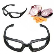 Goggle Glasses Eye Protect Cooking Kitchen Gadget (Black) (OEM)
