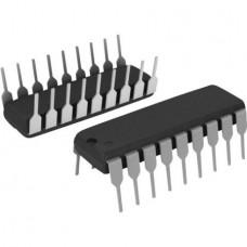 MCU IC MICROCHIP DIP-18 PIC16F84-04/P PIC16F84