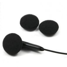 Soft Sponge Earbud Pads Earphone Headphone (20mm) (Black) (OEM)