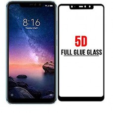 Full Face Tempered Glass 5D 9H for Xiaomi Redmi No...