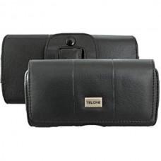 TELONE Leather Case Pouch Flip Belt Clip Hip Loop ...