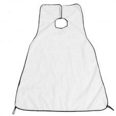Beard Apron (120x80cm) (White) (OEM)
