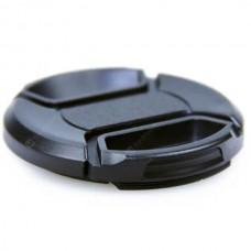 Detachable Lens Cap for Nikon Canon Sony (67mm) (B...