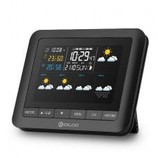 DIGOO DG-TH8805 Wireless Five-Day Forecast Version...