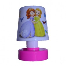 "Mini Bed/Desk Light Led ""Little Princesses"" Pi..."