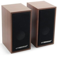 ESPERANZA EP122 Multimedia Stereo Speakers 2.0 (6W...