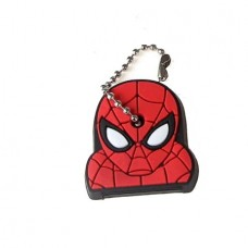 "Key Cover Cap Silicone ""Spiderman"" (ΟΕΜ)"