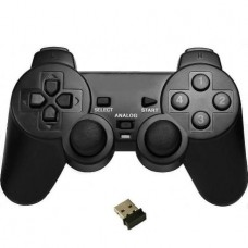 Wireless Controller with Vibration for PS3 / PC (B...