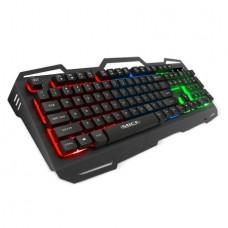 iMiCE AK-400 Metal Gaming Keyboard with Backlit (B...