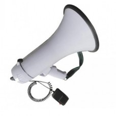MG-211RC Megaphone with Voice Recording, Removable...