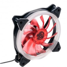 Fan PC Computer Case Fan 120mm*120mm*25mm (Led Red...