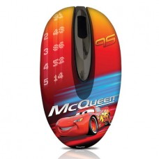 "DISNEY Kids Optical Mouse ""McQueen"" (Wir..."