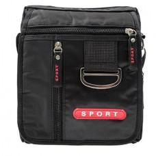 SPORT Shoulder Bag (Black) (OEM)