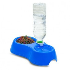 2 in 1 Automatic Feeder Food Water Dispenser for P...
