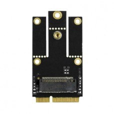 Converter Adapter M.2 NGFF to Mini PCI-E for M.2 W...