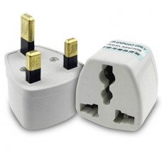 POWERTECH UK Adapter to Universal Outlet Socket (W...