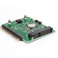 """mSATA Mini PCI-E SSD Female to 5V 2.5"""" 44 Pin..."""