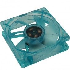 AKASA AK-176BL-S Case Fan 80mm*80mm*25mm (Blue)