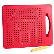 Magnetic Drawing Pad with Pen (Red) (OEM)