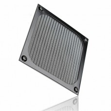 Aluminum Computer Fan Dust Proof Filter Shield (12...