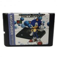 1000 in 1 EDMD Game Cartridge for USA/ Japanese /European SEGA GENESIS Mega Drive Console