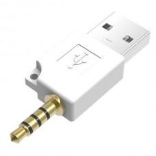 ROBOTSKY USB Male Gold-plated to 3.5mm Audio Conve...