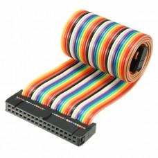 Flat Ribbon Cable Pitch 2.54mm (34pin) (43cm) (OEM...