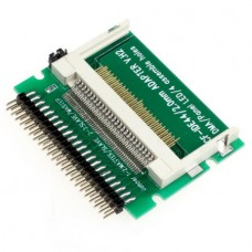 Card Reader IDE 44 Pin Male to Compact Flash SK133...