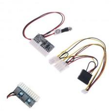 24Pin Pico ATX Switch PSU Car Auto Mini ITX High Power Supply Module 12V DC (160W) (OEM)