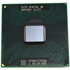 Intel Core 2 Duo Mobile T8300 SLAYQ 2.4GHz 3MB 800...
