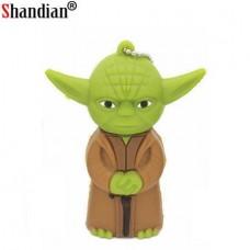 "SHANDIAN USB 2.0 Flash Drive ""Yoda"" (4GB)"