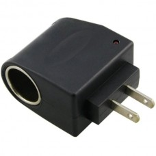 Car Power Adapter Converter 110V-220V AC to 12V DC...