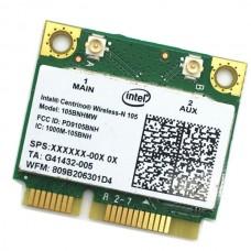 INTEL Mini PCI-E Wi-Fi Card 105BNHMW Centrino Wire...