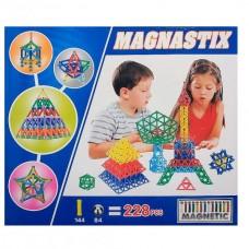 MAGNASTIX Magnetic Building set (228pcs)
