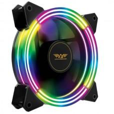 ARMAGGEDDON TX QUAD RING-12 PC Computer Case Fan 1...