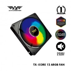 ARMAGGEDDON TX-iCORE 12 PC Computer Case Fan 120mm...