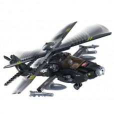 SLUBAN Building Blocks Attack Helicopter M38-B0511...