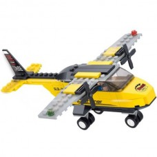 SLUBAN Building Airplane M38-B0360 (110pcs)