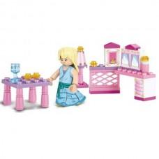 SLUBAN Building Princess Little Room M38-B0238 (35...