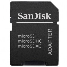 SANDISK Memory Card Adapter Μicro SD to SD