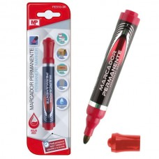 MP PE510-06 Permanent Marker (2mm) (Red) (OEM)