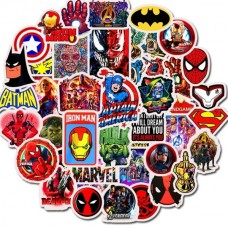 Marvel Stickers (25pcs) (OEM)