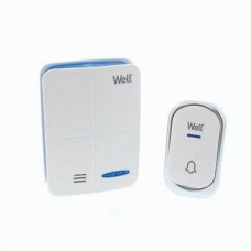 WELL BRIEF DOORBELL-BRIEF-WL Wireless Door Bell (B...