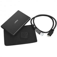 "UGO UKZ-1531 MARAPI SL130 Enclosure HDD USB 3.0 (2,5"") (SATA) (Black)"