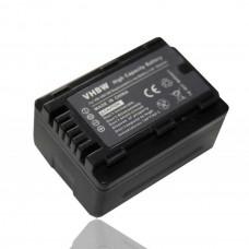 VHBW Battery Li-Ion Panasonic VW-VBK180-K, VW-VBK3...