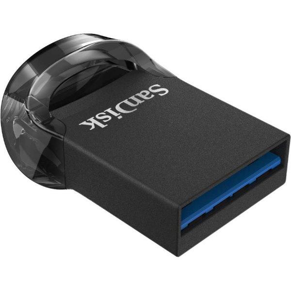 SANDISK ULTRA FIT Flash Drive USB 3.1 (16gb) (Blac...