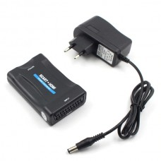 Adapter Scart to HDMI (720P/1080P) (ΟΕΜ)